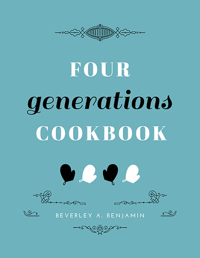 Four Generations Cookbook cover