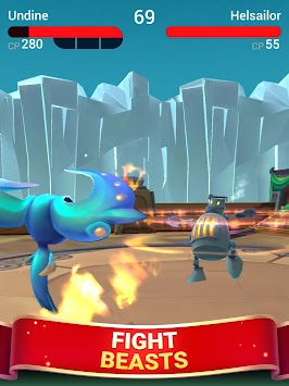 Draconius GO: Catch A Dragon! APK screenshot thumbnail 9