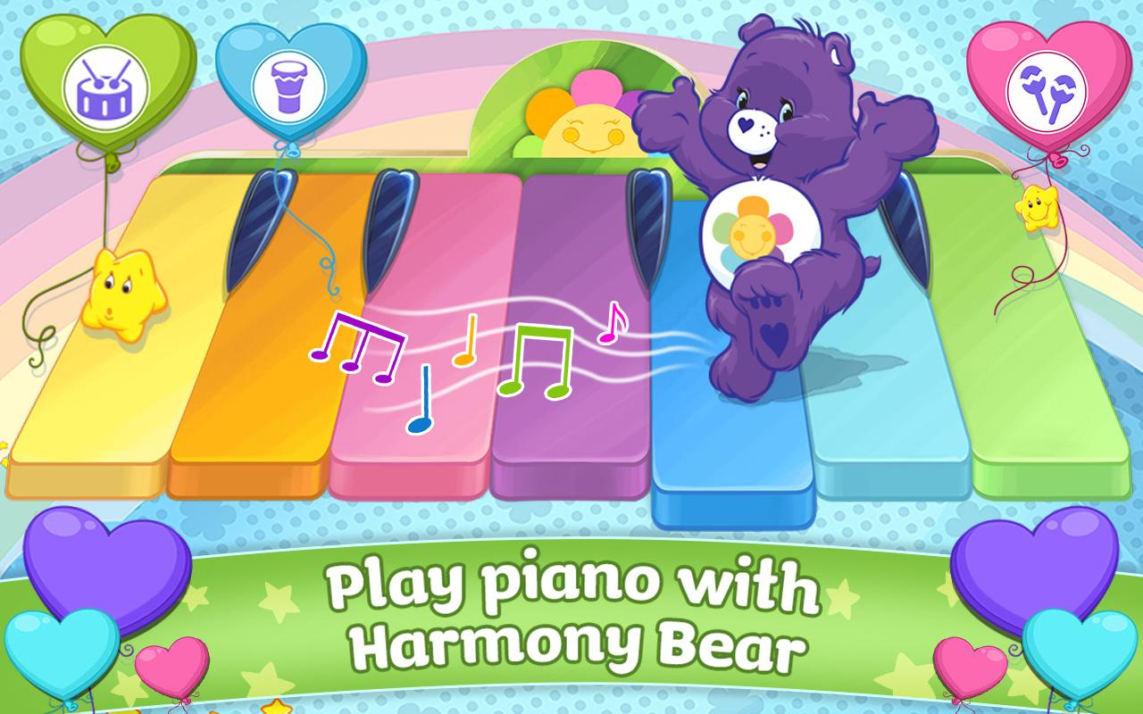 Care Bears Rainbow Playtime Screenshot 13