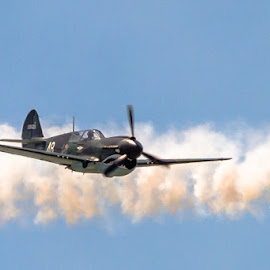 Tora, Tora, Tora by Jackie Nix - Transportation Airplanes ( maxwell air force base, propeller, plane, airplane, maxwell air show, figher, aerial, japanese )