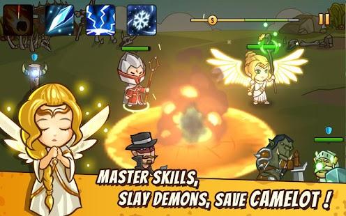 Pocket Heroes- screenshot thumbnail