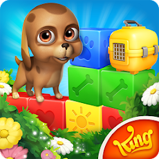 Pet Rescue Saga Mod Apk (Unlock All world,episodes,infinite lives)