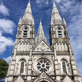 St. Finn Barre's Cathedral, Cork by Timothy Carney - Buildings & Architecture Places of Worship
