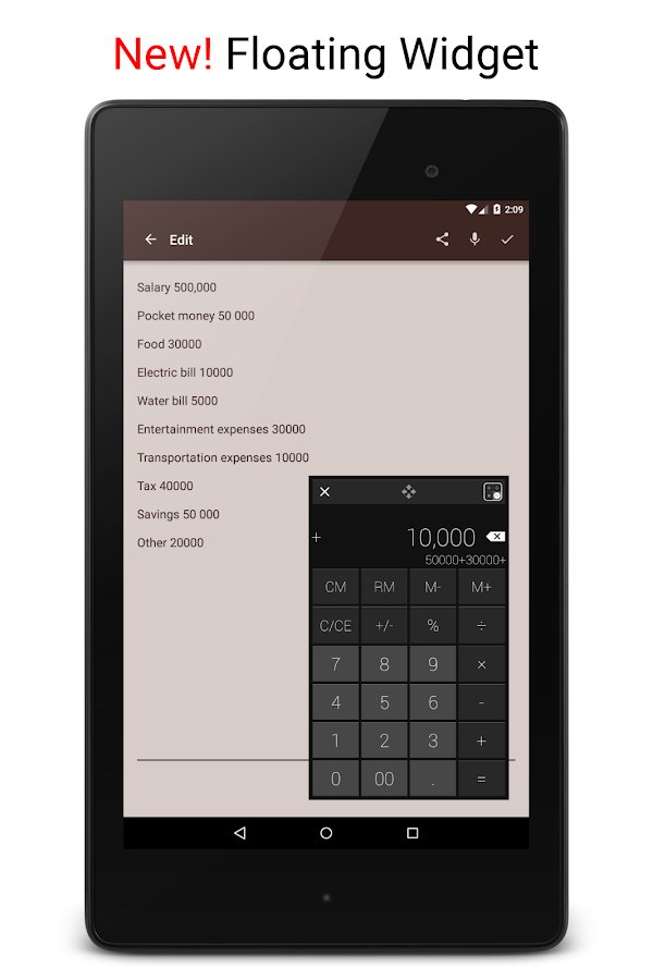 Calculator - Simple & Stylish Screenshot 12