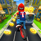 Bike Racing - Bike Blast Rush APK icon
