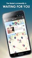 Screenshot of BABEL: love, chat, flirt