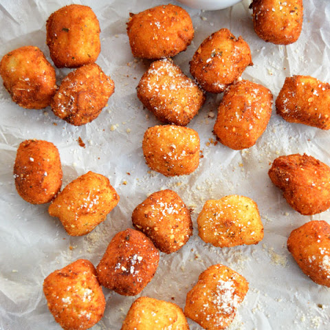 Homemade Tater Tots {Leftover Recipe}