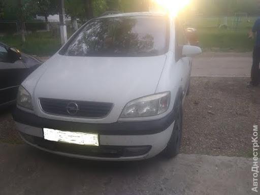 продам запчасти на авто Opel Zafira Zafira A фото 2
