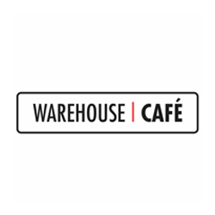 Warehouse Cafe, Connaught Place (CP), Connaught Place (CP) logo