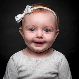 Potential by Cameron  Cleland - Babies & Children Child Portraits ( studio, girl, beauty, baby )