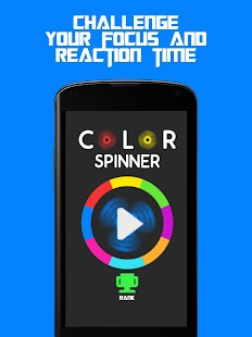 Color Spinner for pc