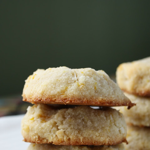 Grain Free Orange Almond Cookies w/ The Healthy Gluten Free Life Giveaway