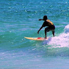 by MasHeru Sucahyono - Sports & Fitness Surfing