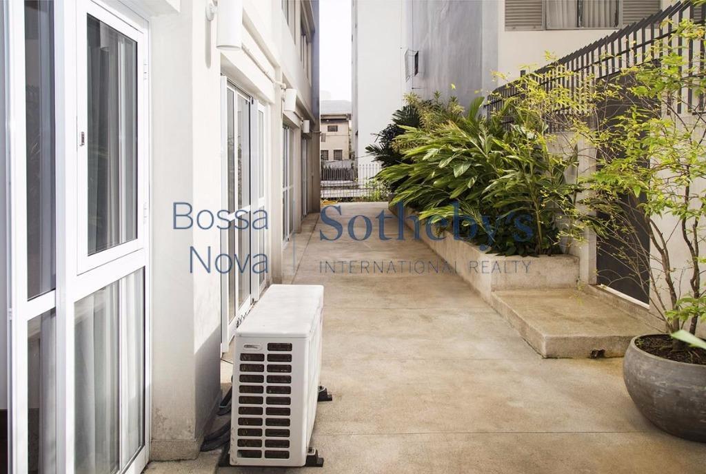 Lindo e moderno apartamento em Higienópolis.