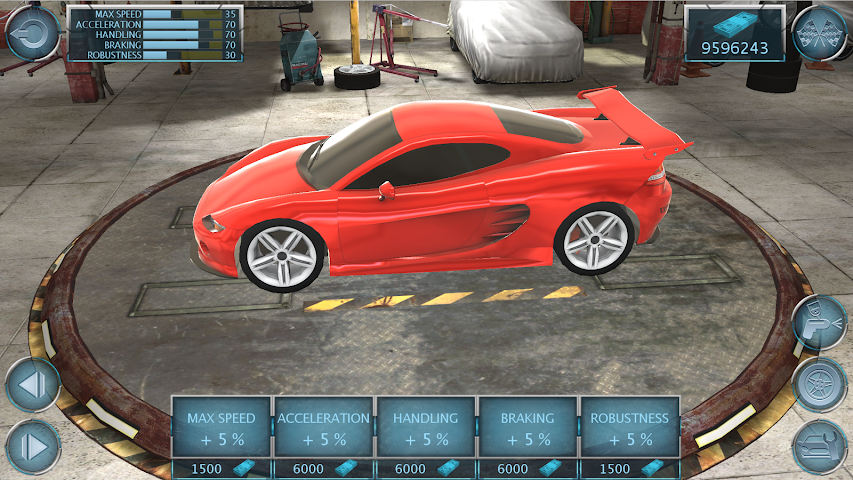 android Highway Fast Racing (Traffic) Screenshot 2
