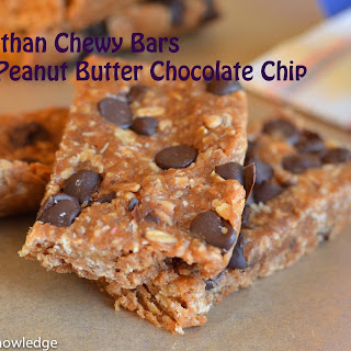 DK's Peanut Butter Chocolate Chewy Peanut Bar