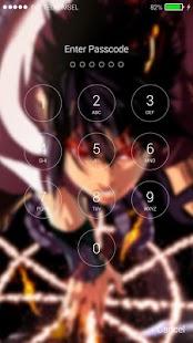 App Sasuke Uchiha Lock Screen HD APK for Windows Phone