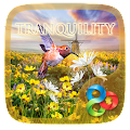Tranquility 3D Go Launcher Theme APK for Bluestacks