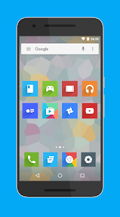 Voxel - Icon Pack Screenshot