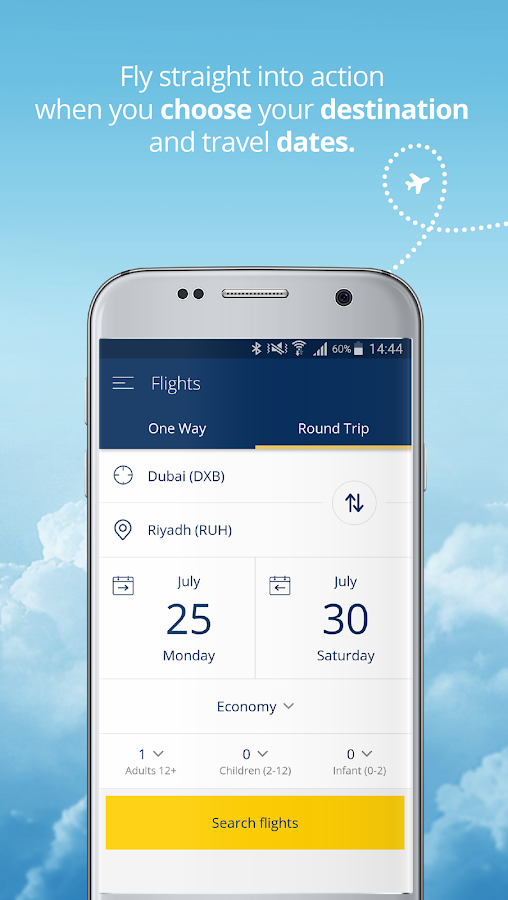 tajawal: Flight Booking Screenshot