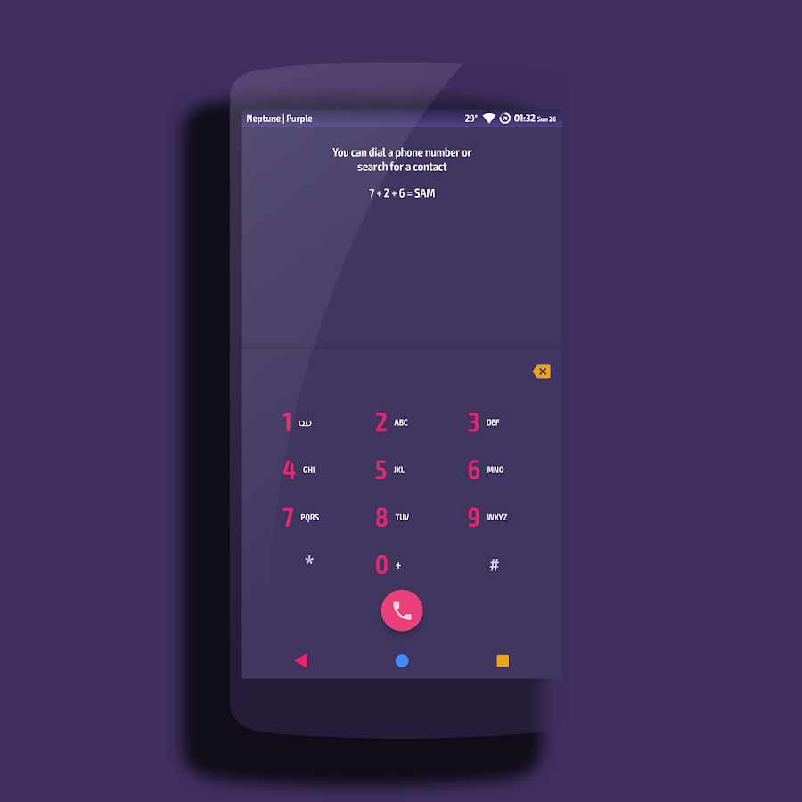 Neptune │Vibrant Theme CM13/12 Screenshot 8