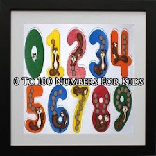 O To 100 Numbers Info For Kids