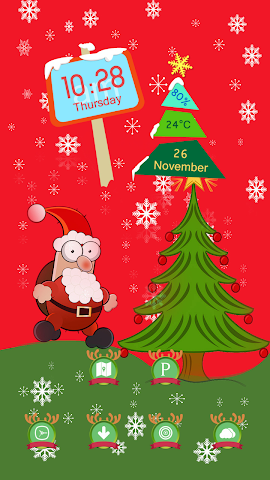 android The Funny Santa Claus Screenshot 2