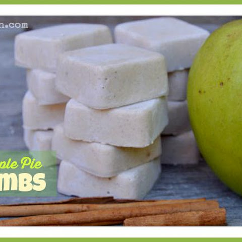 Caramel Apple Pie Fat Bomb
