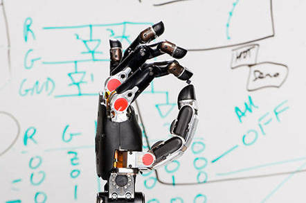 Get a grip, literally: Clumsy robots can't nab humans' jobs just yet