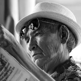 news by Salvatore Pisciotto - People Portraits of Men