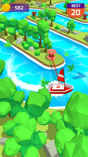 Splash Boat 3D For PC