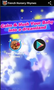 French Nursery Rhymes - screenshot