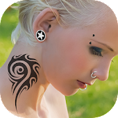 App Tattoo and Piercing Salon APK for Kindle