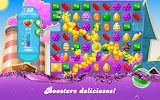 Candy Crush Soda Saga: miniatura da captura de tela
