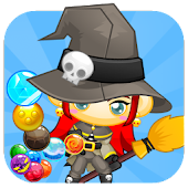 Download Bubble Shooter Witch Rescue APK to PC
