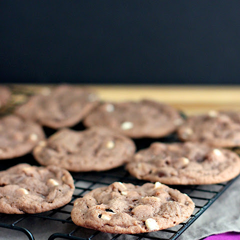 Hot Chocolate Chocolate Chip Cookies – Updated!