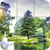 Game Gardens Puzzle APK for Kindle