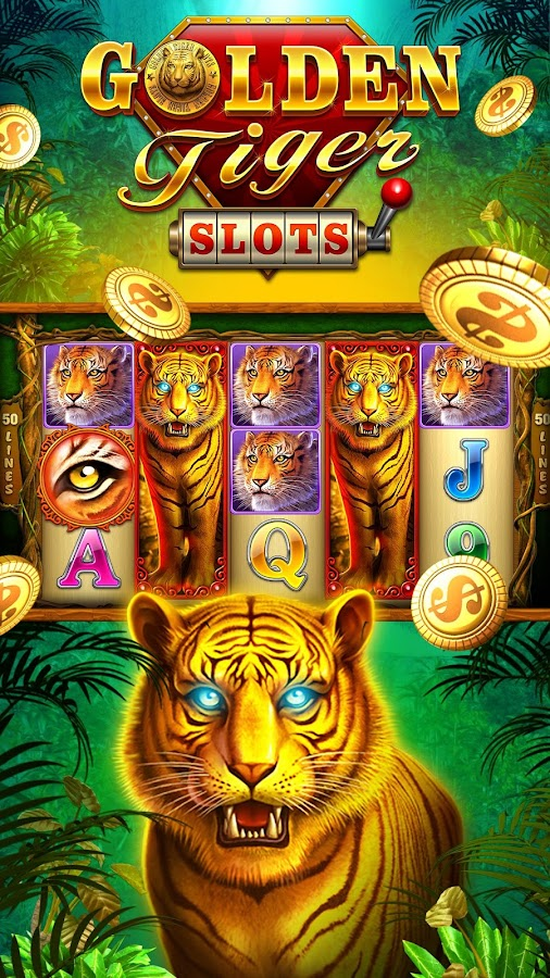 Golden Tiger Slots- free vegas Screenshot 8