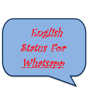 English Status for Whatsapp