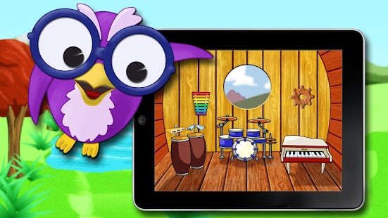 Music Instruments: Kids- screenshot