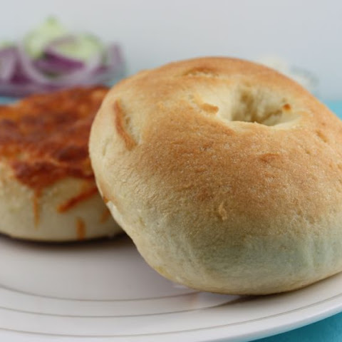 Homemade Gluten-Free Bagels