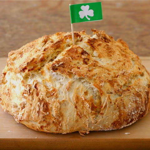 Traditional White Irish Soda Bread