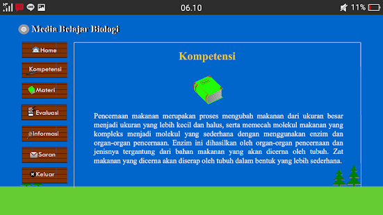 Belajar Biologi - screenshot