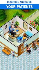 My Hospital: Build and Manage 1.1.76 (Mod Money)