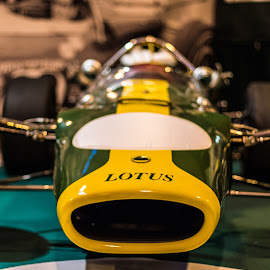 Lotus by Mike Newland - Transportation Automobiles