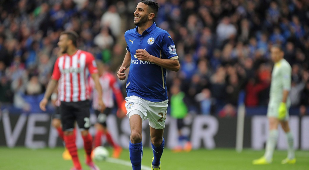Leicester ace Mahrez won't be sold in January