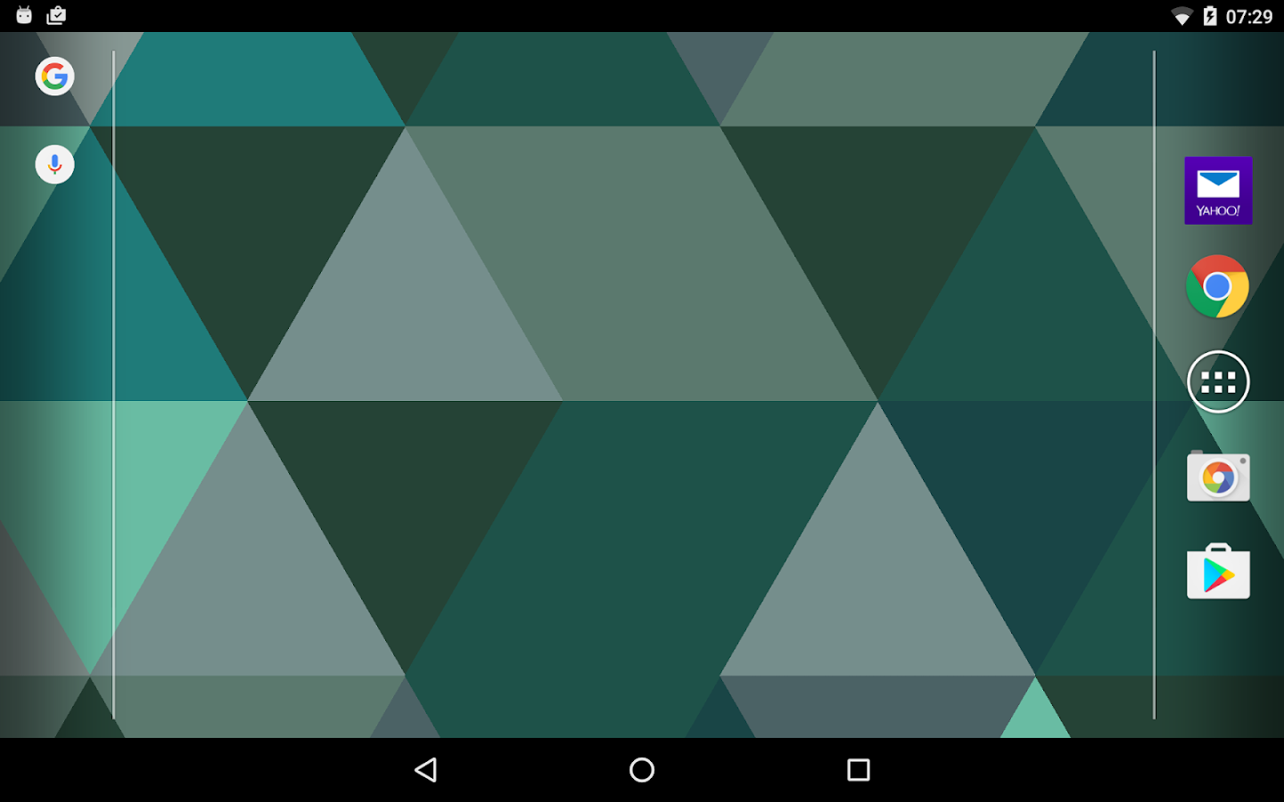 Triangles Live Wallpaper Screenshot 14