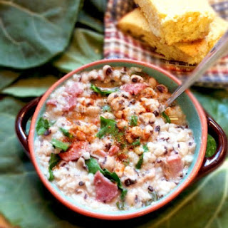 Hoppin' John Recipe and History Black-Eyed Peas and Rice