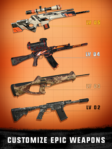 Sniper 3D Gun Shooter: Free Shooting Games - FPS screenshot 10
