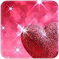 App Pink Love Diamond Heart apk for kindle fire